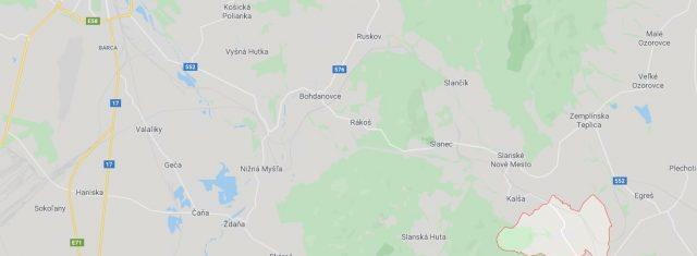 PREDANÉ - Predám starší rodinný dom, Slivník, okres Trebišov, pozemok 2650m2