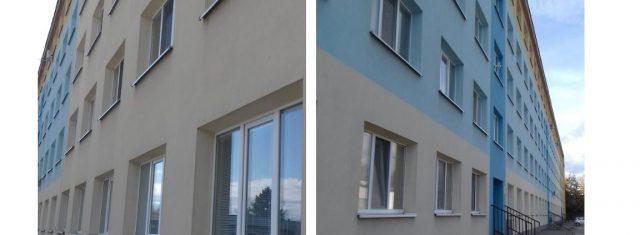 Predané - Predám 1–izbový byt, ulica Popradská, Košice – Západ (Terasa)