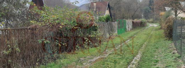 Predané - Predám záhradu Nižný Klátov - 386 m², Košice - okolie