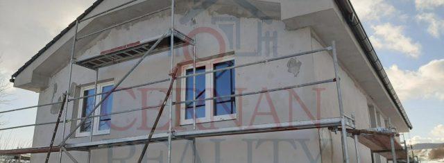 bungalov - novostavba, vo výstavbe 520 m², Lemešany