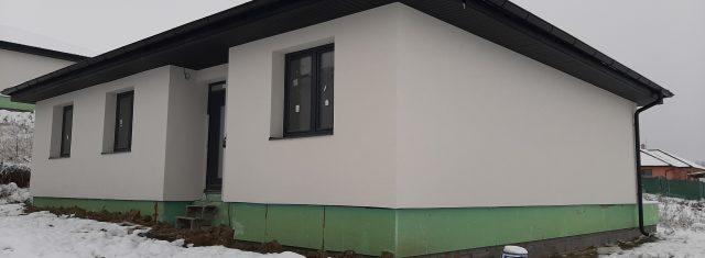 Predám bungalov, Ďurďośík, 4-izb, 123 m², Košice - okolie