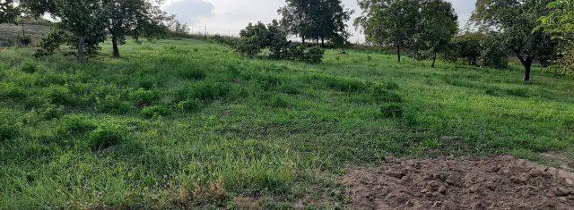 Pozemok 675 m2 Gyňov 13 km od mesta Košice