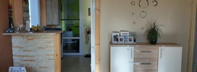 PREDANÉ -  3 izb byt, Krupinská Kalvária Košice Sever, 56 m2, balkón, pivnica
