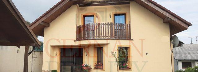 Predaj dom Vyšný Klátov, 10 km z Košíc, 5 izb. 128 m² OP, pozemok 700 m²