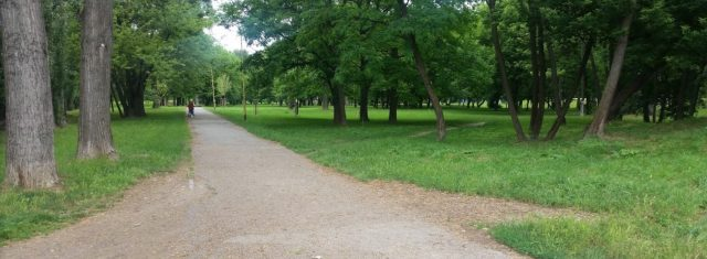 Pozemok 2020 m2 Park Anička Košice