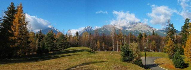 Stavebný pozemok 8043 m2 (celkom 42212 m2), Stará Lesná, Vysoké Tatry