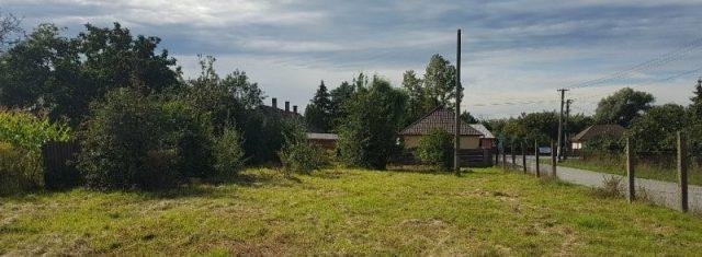 Predaj pozemok 919 m2 Veľká Ida, Košice - okolie, 14 km od OC Optima