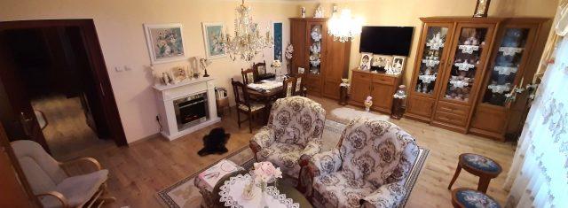 Predaj 5 izbový dom 170 m2, 909 m2 pozemok, Pereš
