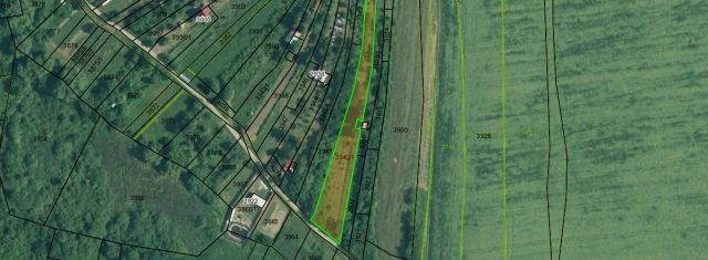 Pozemok Sečovce 2623 m2