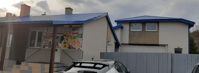 Podnikateľský objekt Vranov n/T, Školská ul.