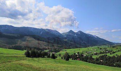 Pozemky 8100 m2 v Belianskych Tatrách Ždiar