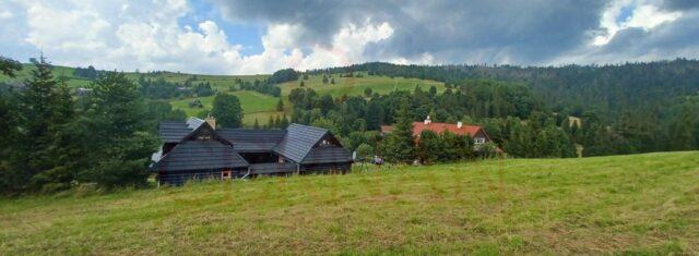 Pozemok na predaj v obci Ždiar 846 m2