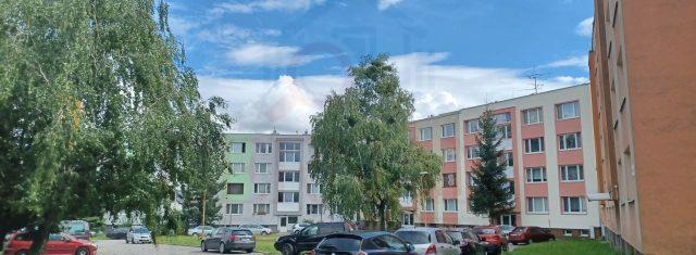 1,5i byt 35 m2 + lóggia a pivnica Mikovíniho Košice