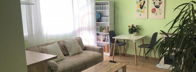 Predaj byt 3i 56 m2 + 6 m2 lóggia, Gudernova Košice - Terasa